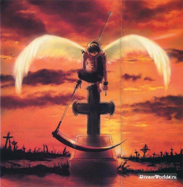 Ангелы в аниме опубликовано в разделе