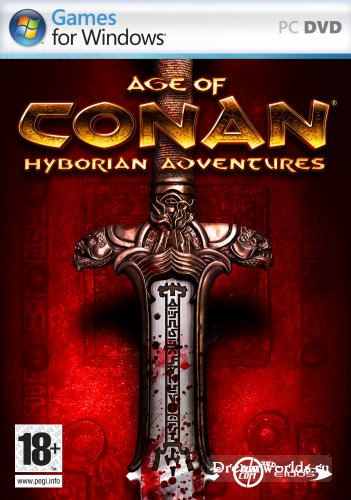 Age of Conan: Hyborian Adventures (анонс игры)
