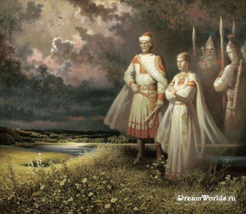 Русские народные сказки фэнтези