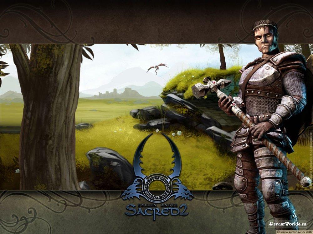 Обои Sacred 2: Fallen Angel Игры фото.