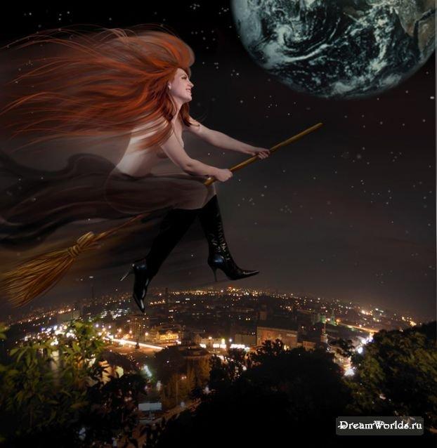 ведьмочки красивые картинки