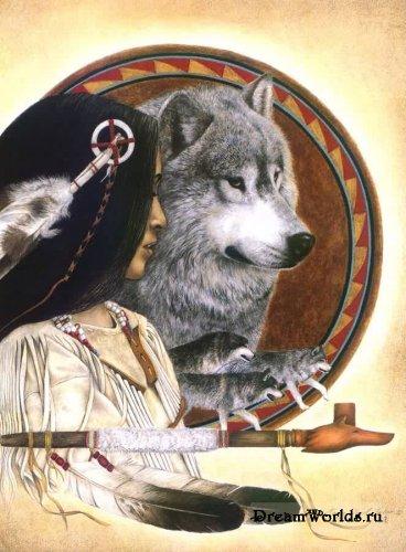 Два волка внутри тебя.