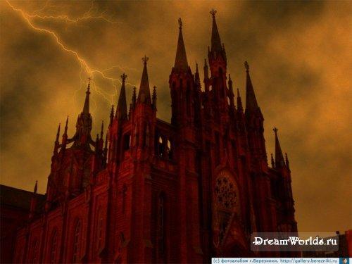 Природа и архитектура - Страница 6 1214066281_gothica