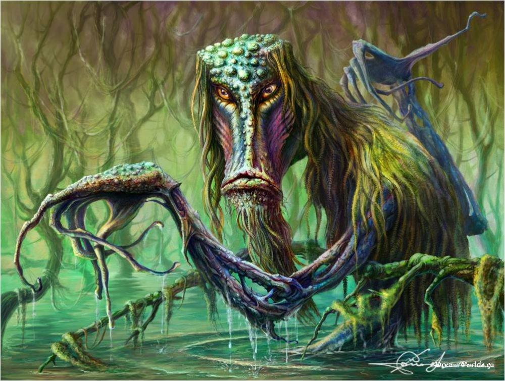 Картинки водяного человека 6