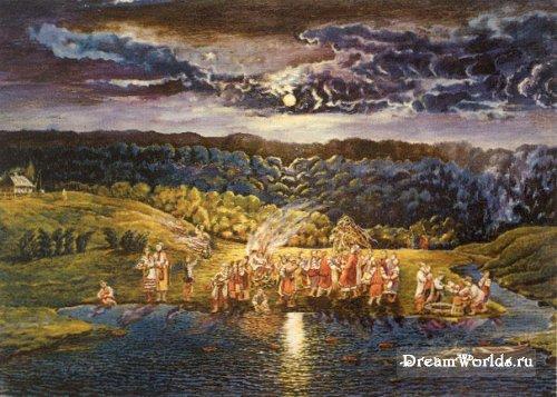 Праздник Иван-Купала