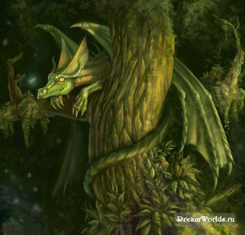 Драконы часть 2