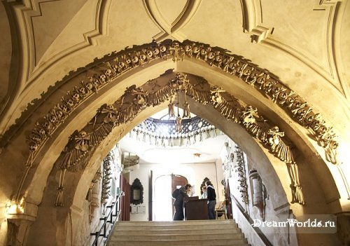 Церковь на костях (Костница)