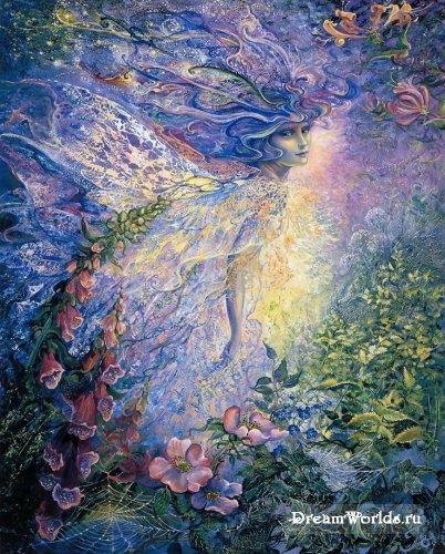 Природа глазами Josephine Wall