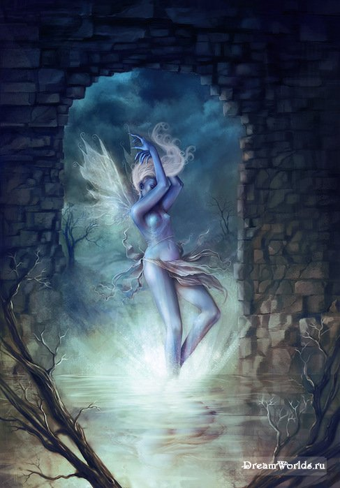 Феи в картинках » Фэнтези, фантастика, игры.: http://dreamworlds.ru/kartinki/3508-fei.html
