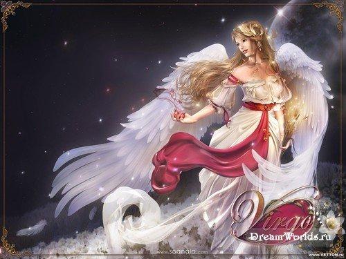 ангелы, демоны и другое.