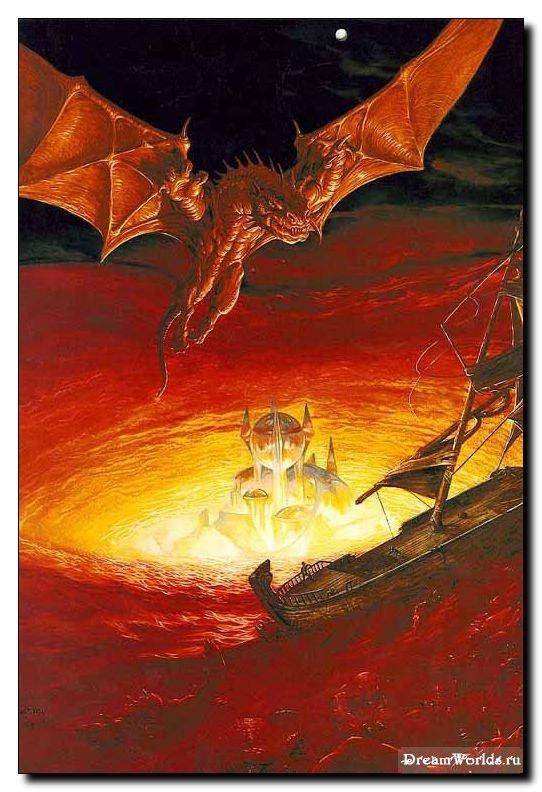 картинки необычных драконов