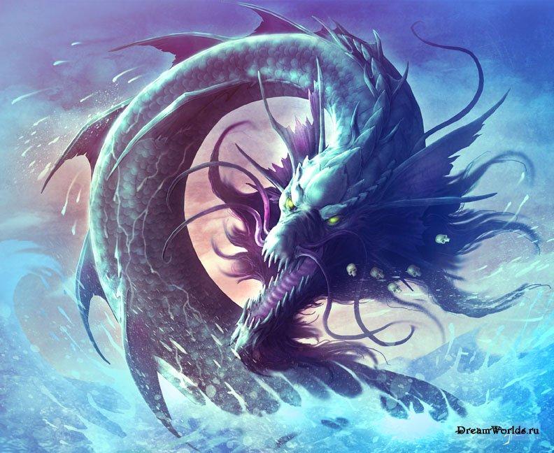 Картинки драконов на аву вконтакте - c