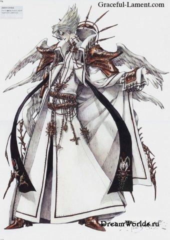Trinity Blood Манга