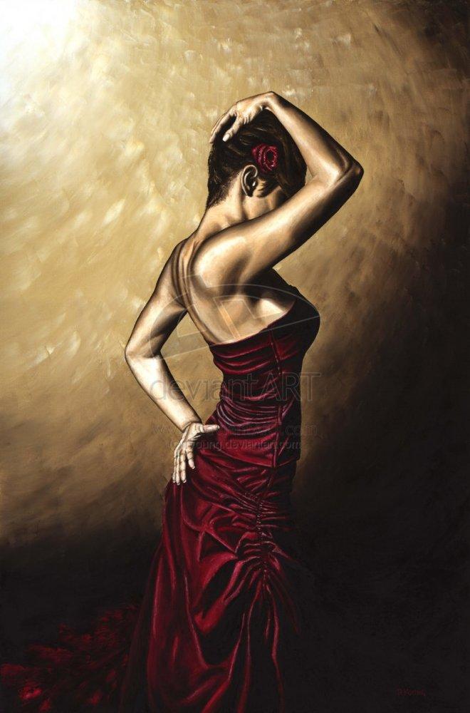 Фото девушка в танго 9 фотография