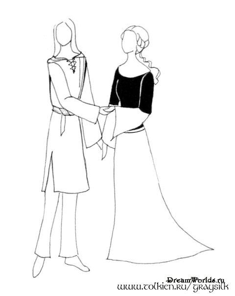 С чего начать выкройку платья фото 234