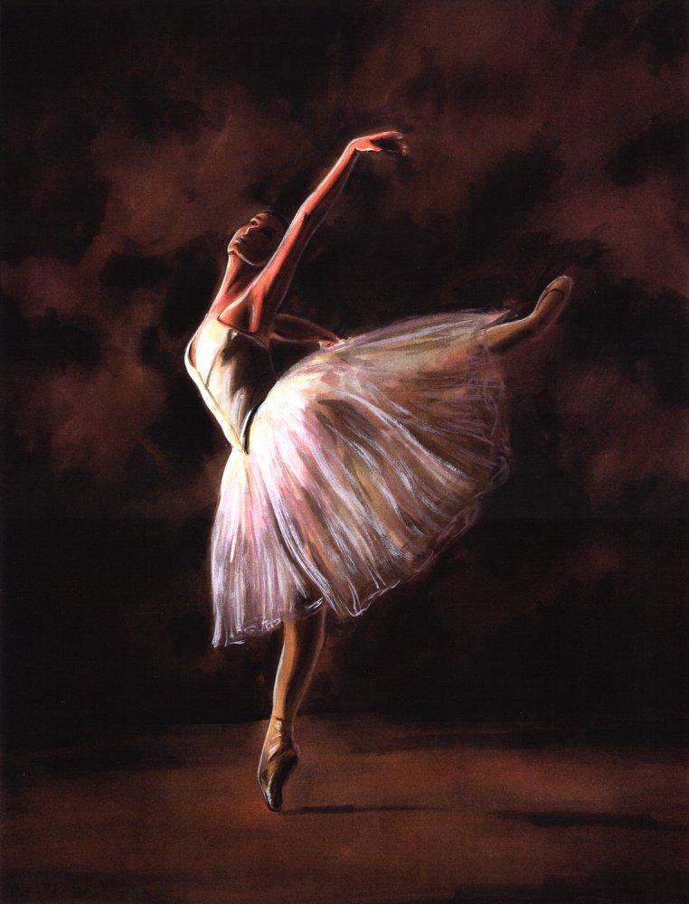 Всегда я восхищалась балетом и балеринами конечно.  Эта их стройная фигура, стать, гибкость.  А эти танцевальные.