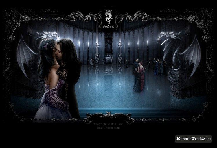 кликабельна.  С давних пор на земле существуют два могущественных клана вампиров.  Де Луна(служители луны)...