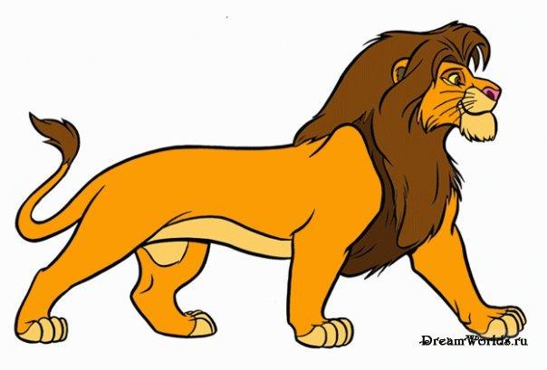 король лев 1 часть скачать торрент