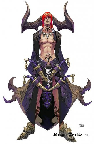 Демоны, ангелы, Боги и др. от Wen-M