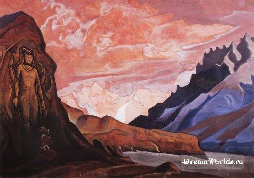 Картины Н. К. Рериха