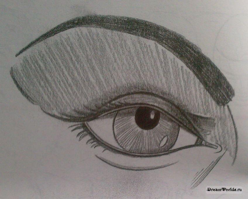 фото как рисовать нос и губы