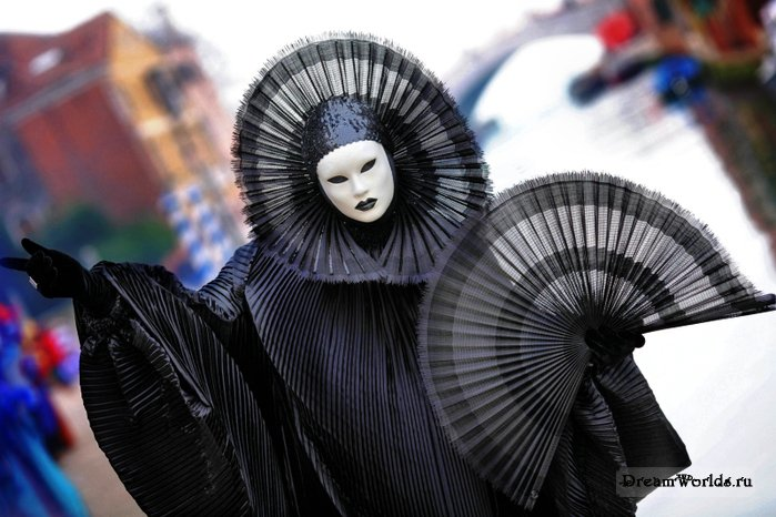 Что одеть на карнавале