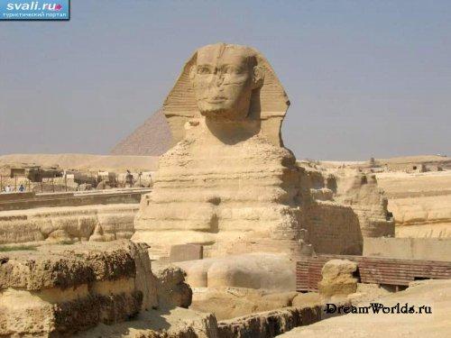 Тайна египецкого сфинкса