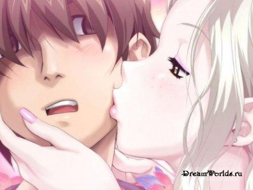 Аниме аватары аниме любовь любовь в
