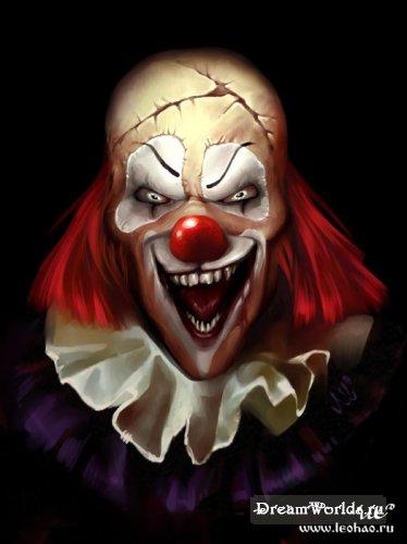 То, что клоун не только смешно, но и очень страшно, можно