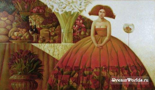 Страна сладких грёз Анны Березовской