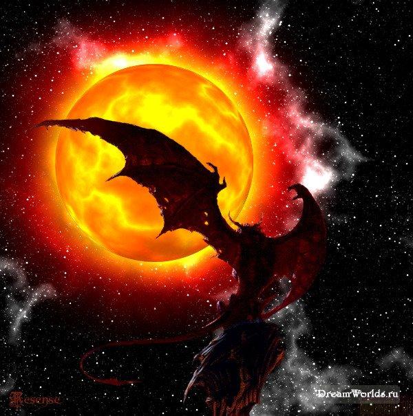 Драконы в картинках » Фэнтези, фантастика, игры.: http://dreamworlds.ru/kartinki/6717-drakony.html