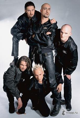 Industrial-metal группа Megaherz