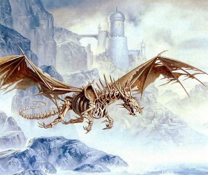 Драконы и дракончики 2