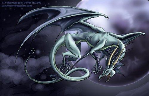Драконы от Jessica Peffer