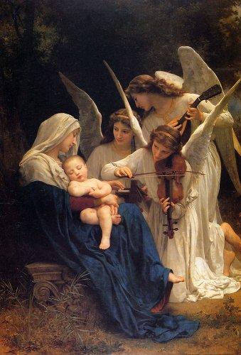 Ангелочки Уильяма Бугро