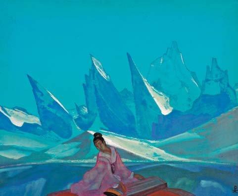 Картины Николая Рериха