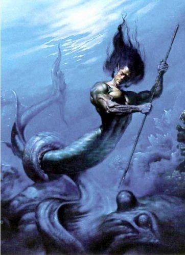 Мифы о русалках