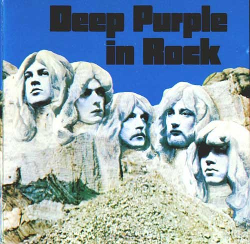 Группа Deep Purple