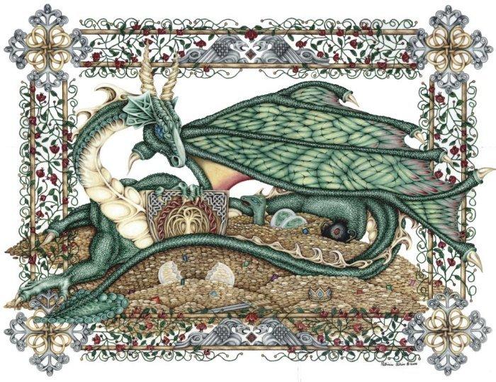 рождение под знаком дракона