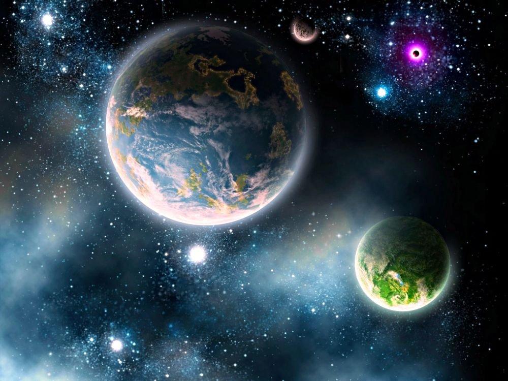 Космос фантастика или реальность