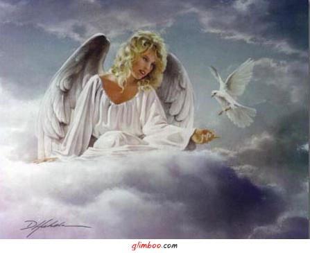По небу полуночи ангел летел...