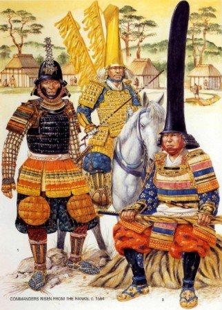 игры самурай х