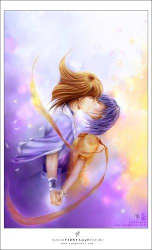 Красивые картинки про любовь.