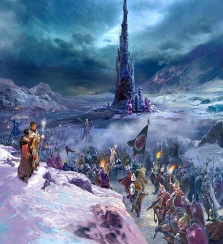 Хранитель мечей Часть2