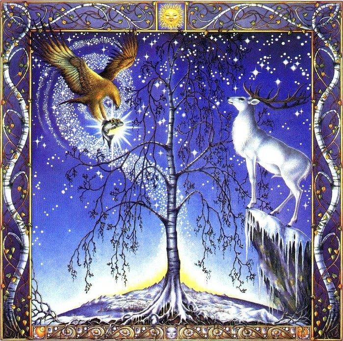 Кельтский гороскоп дерево