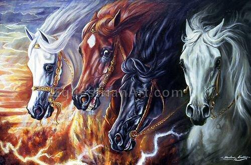 Единороги и лошадки от Sharlene Lindskog-Osorio