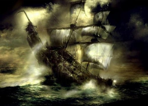 Корабли-призраки