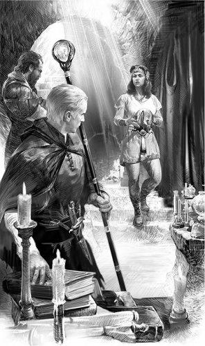 Хранитель мечей. Часть 4