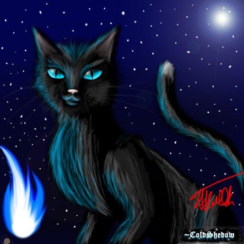 Той кошке, которой жарко
