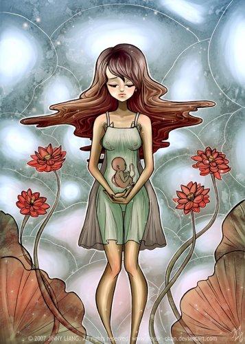 Таинственный цветок - лотос